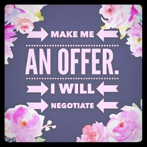 💞I can't say YES if you don't make an offer 💞
